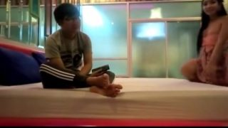 Beauty asian teen girl make love homemade videos