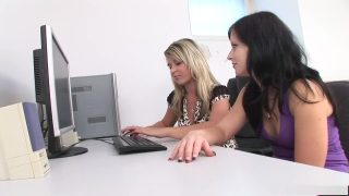 Fabulous pornstars Lisa Gold and Lussy Kirschner in crazy blonde, hd xxx clip
