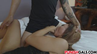 Rough fuck for sexy Jamie Marleigh