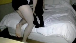 Asian unsecured webcam hacked korean couple leaked 2