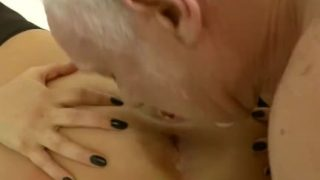 English milf gags on ben Dovers Cock